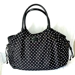 Kate Spade Stevie Nylon Diaper Baby Bag